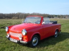 Trabant P601 Ostermann Cabriolet