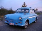 Trabant P600 Limousine deluxe: Oktober 2009