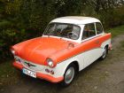 Trabant P500 Limousine deluxe: Oktober 2009